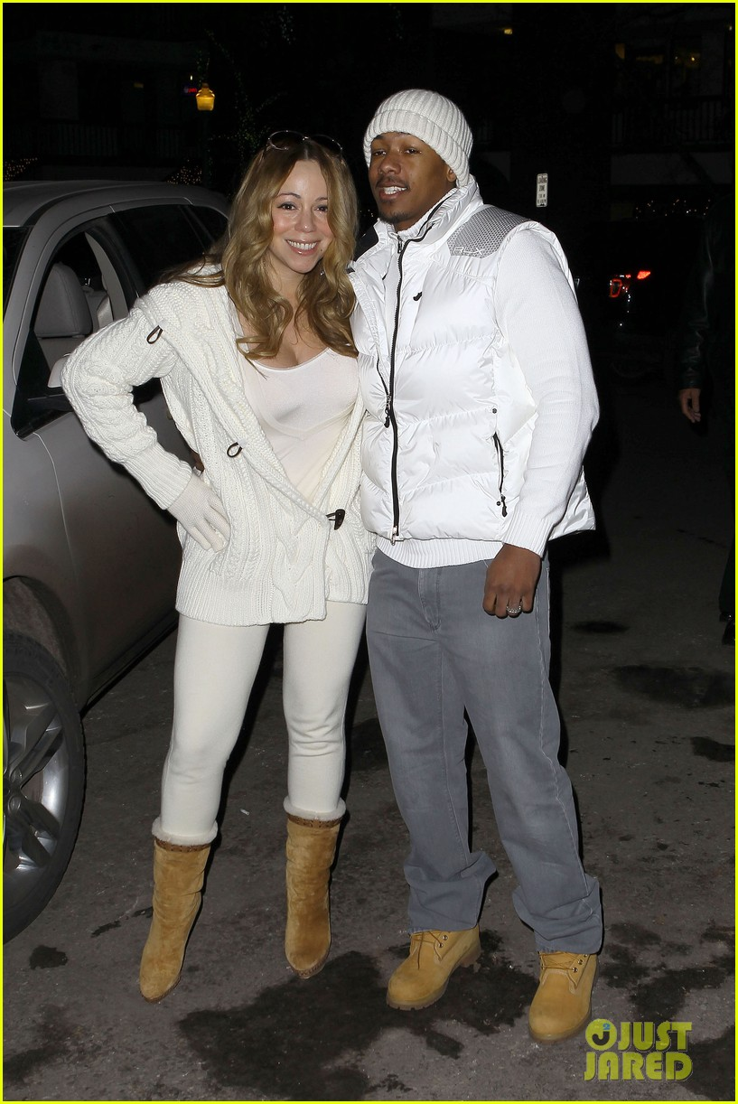 mariah carey aspen twins nick cannon 192613774