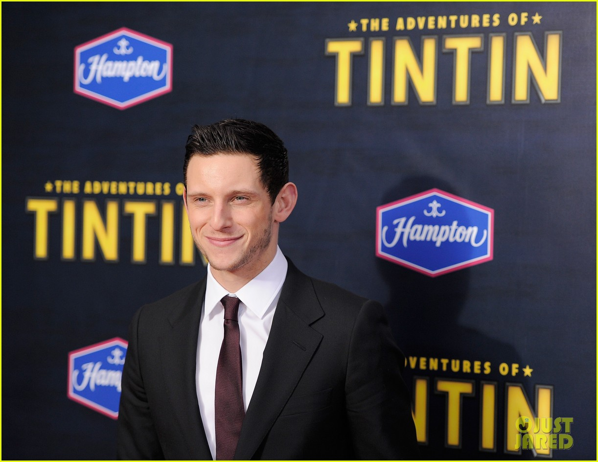 jamie bell tintin ny premiere 03