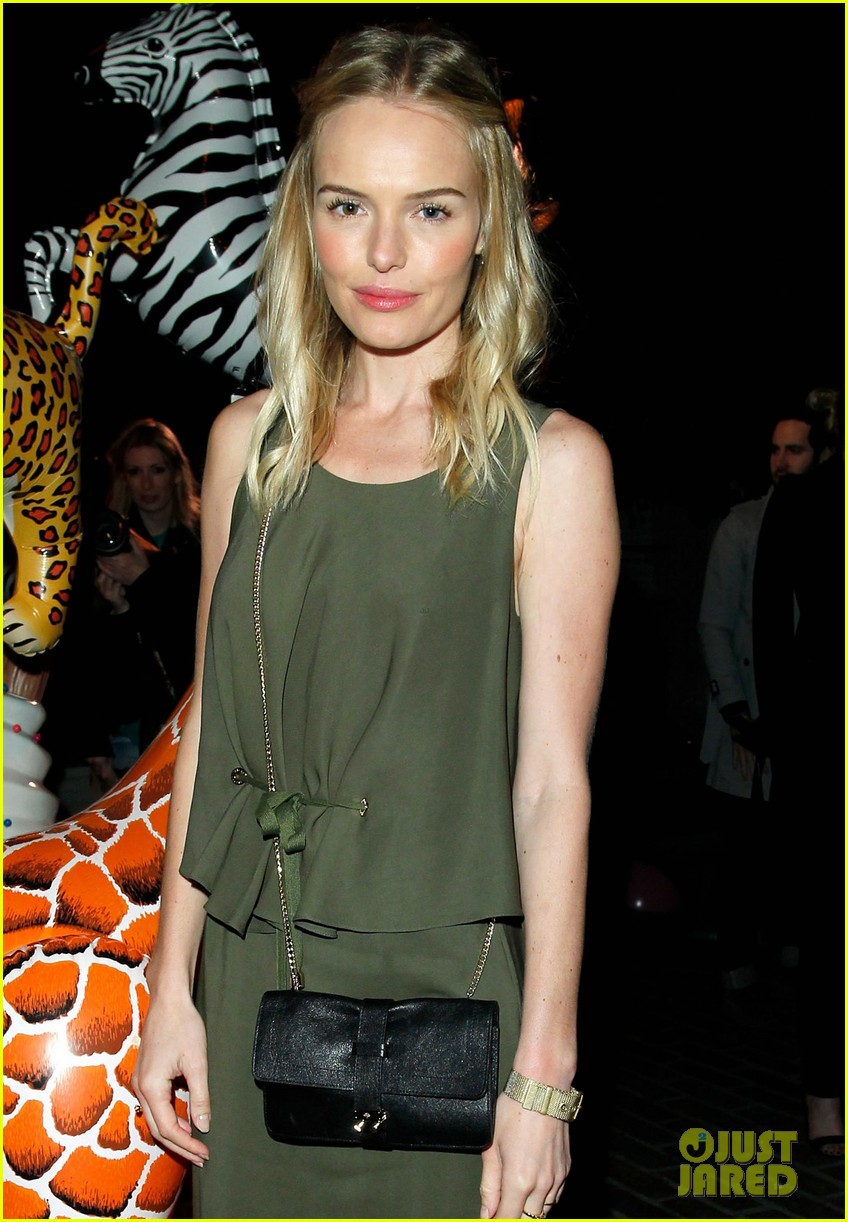 Kate Bosworth: Mulberry Party with Michael Polish! Kate Bosworth