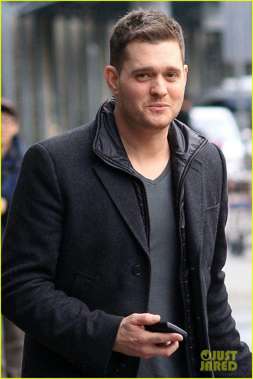 michael buble home holidays 062611067