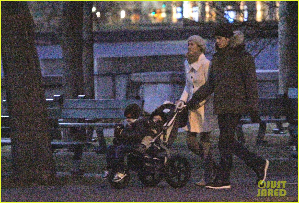 gisele bundchen tom brady benjamin christmas day 052612608