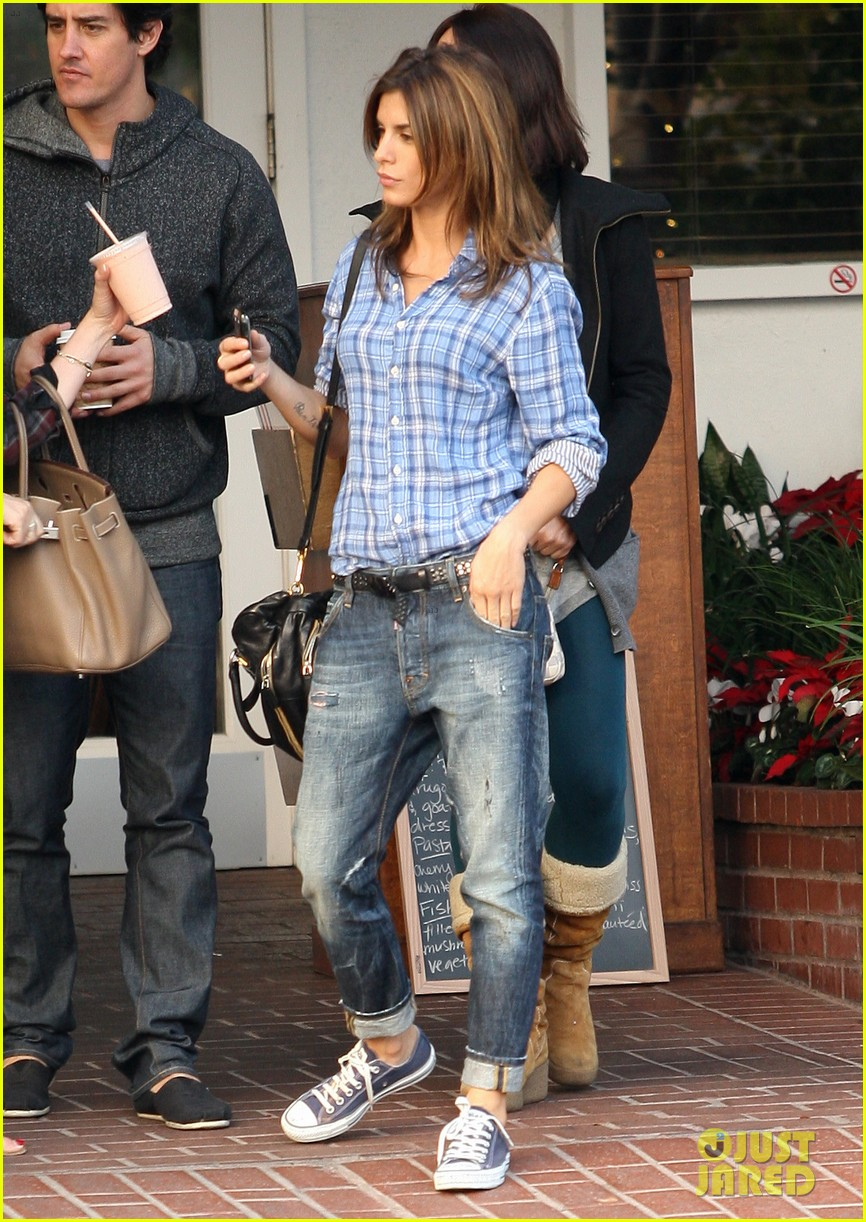 elisabetta canalis fred segal casual 03