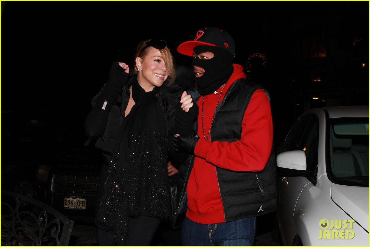 mariah carey shop aspen with nick cannon 052612111