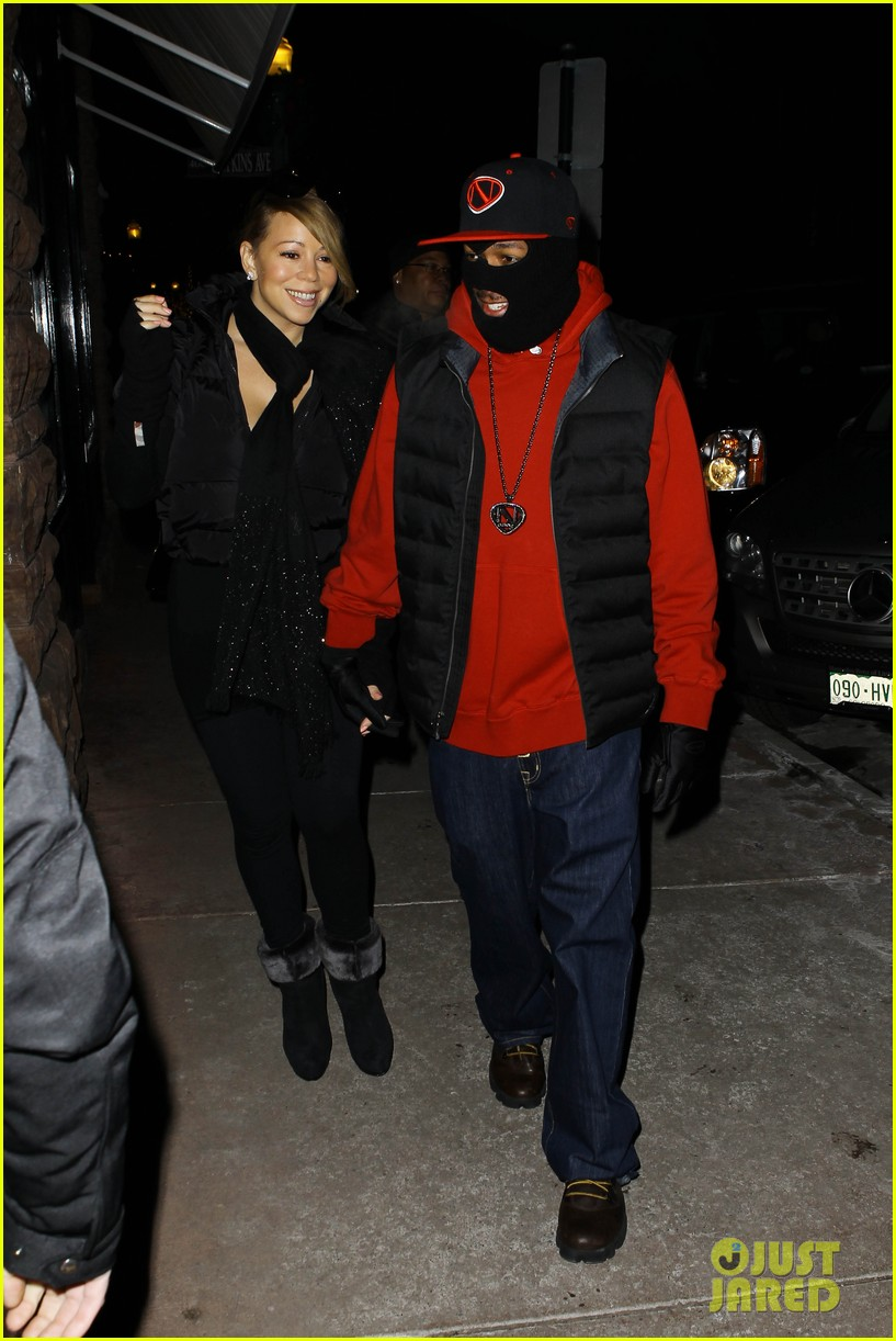 mariah carey shop aspen with nick cannon 102612116