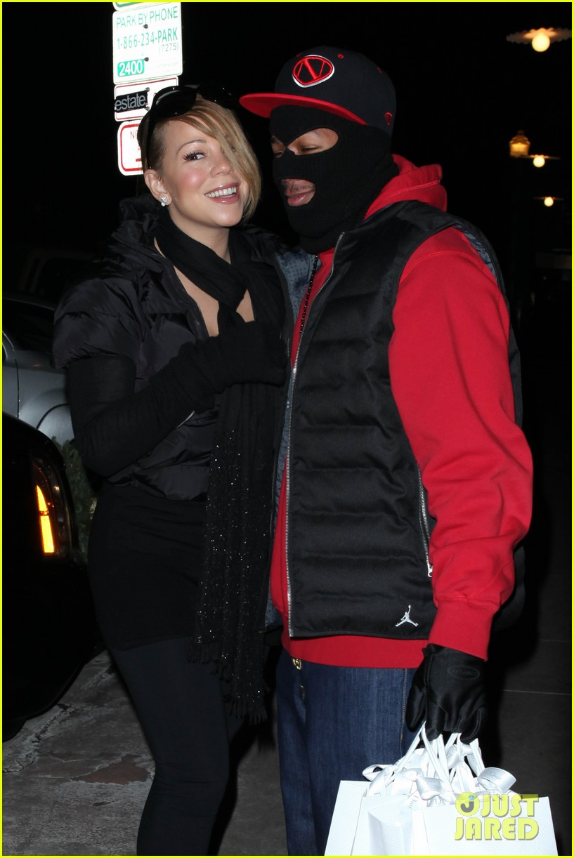 mariah carey shop aspen with nick cannon 152612121