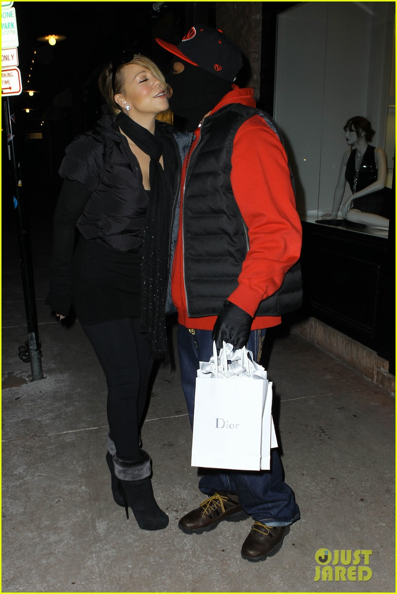 mariah carey shop aspen with nick cannon 162612122