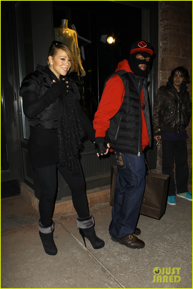 mariah carey shop aspen with nick cannon 182612124