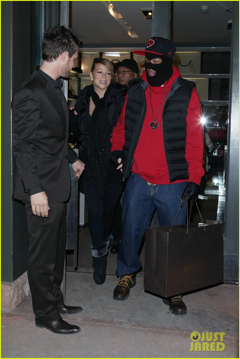 mariah carey shop aspen with nick cannon 212612127