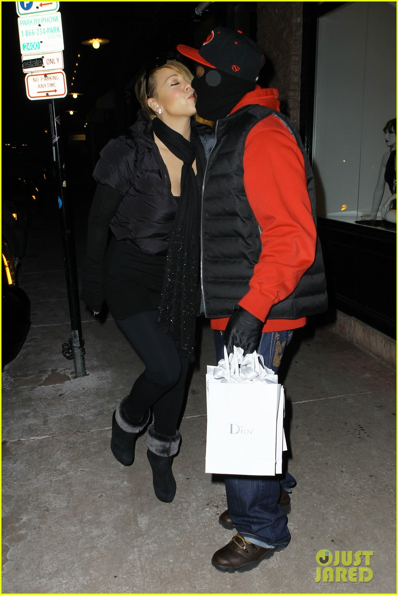 mariah carey shop aspen with nick cannon 252612131