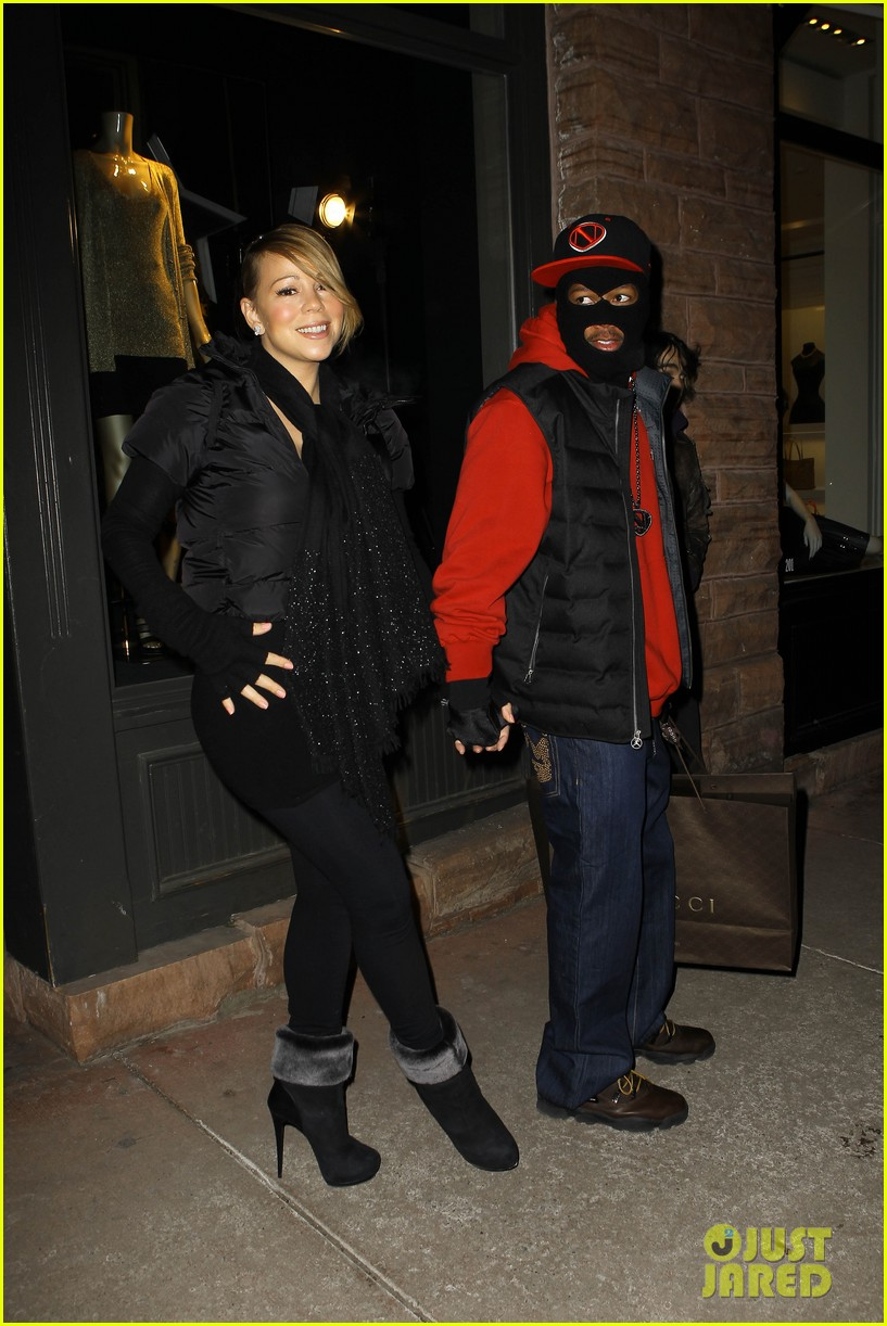 mariah carey shop aspen with nick cannon 27