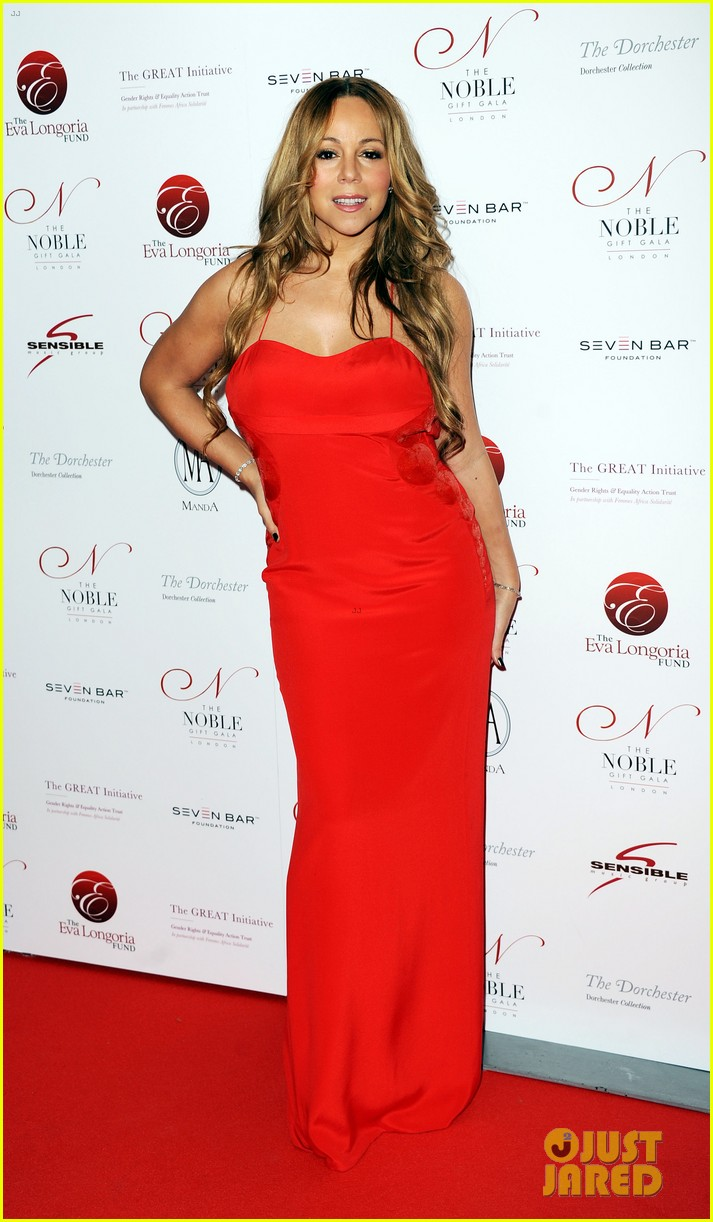 mariah carey noble gift gala 01