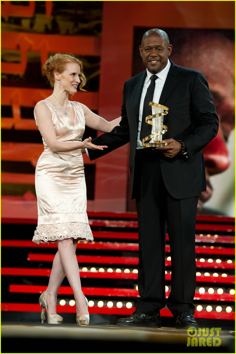 jessica chastain another happy day premiere 022607873