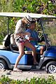 george clooney stacy keibler cabo mexico 05