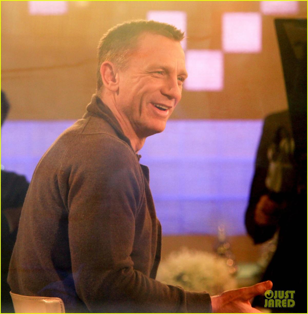 Daniel Craig: 'Today' ...