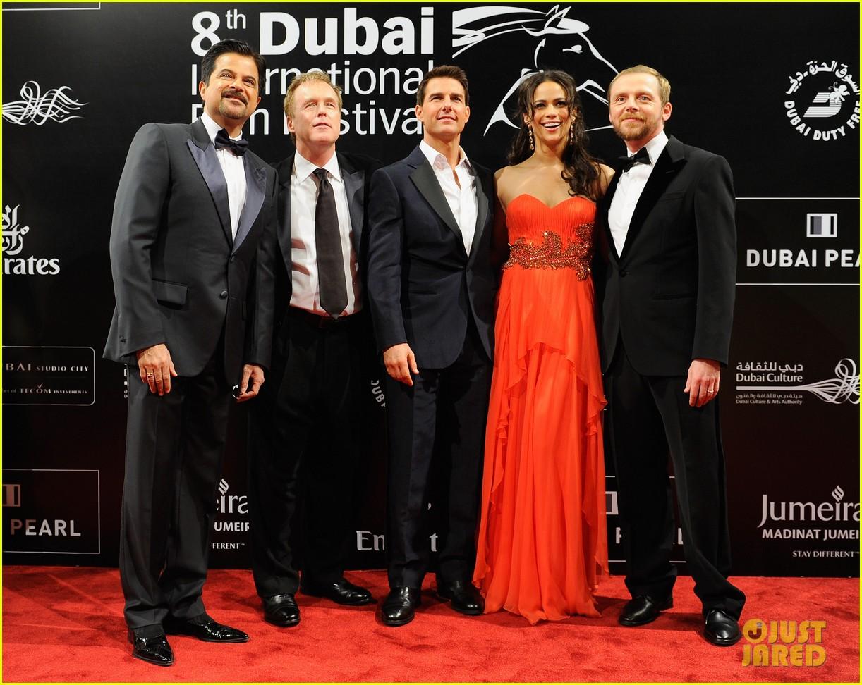 Tom Cruise Mission Impossible Premiere In Dubai Photo 2607549