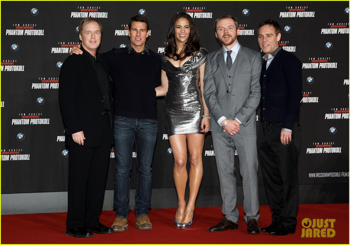 tom cruise paula patton ghost protocol munich 032608405