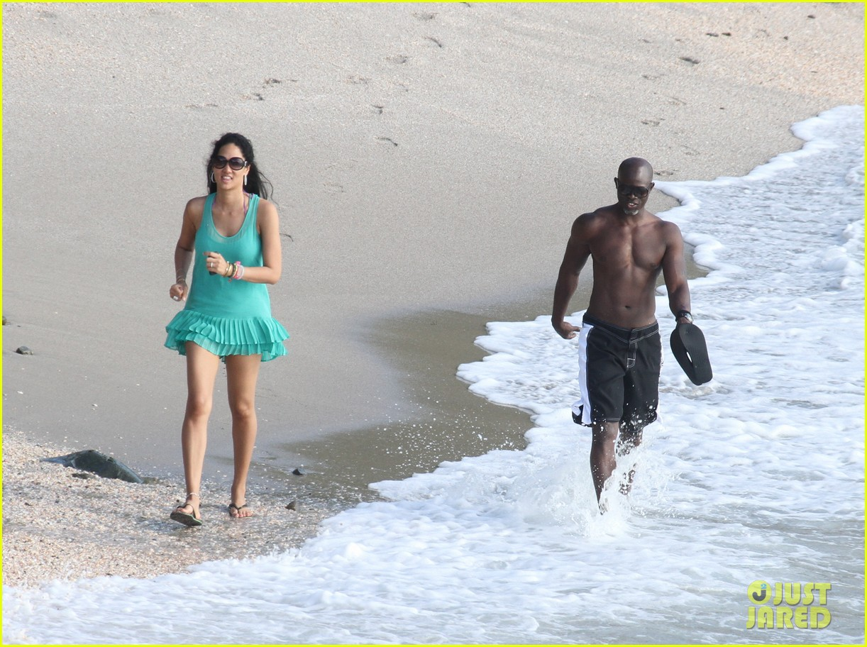 djimon hounsou shirtless 212612213