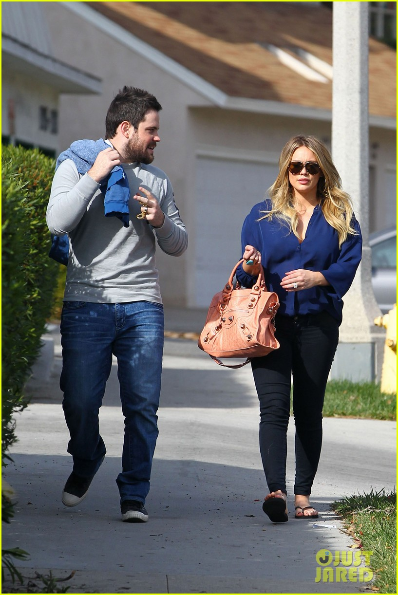 hilary duff mike comrie petco 092606550