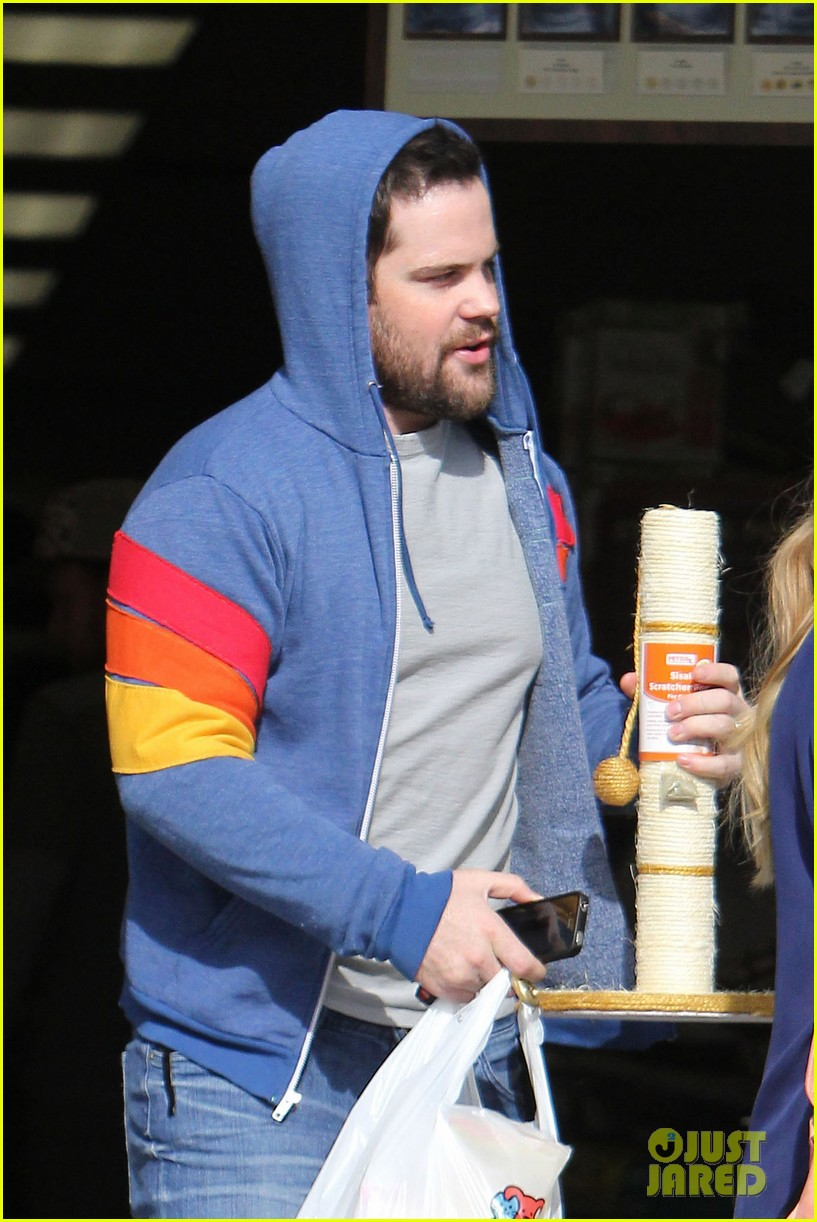 hilary duff mike comrie petco 25