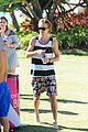 tom felton shirtless miami 03