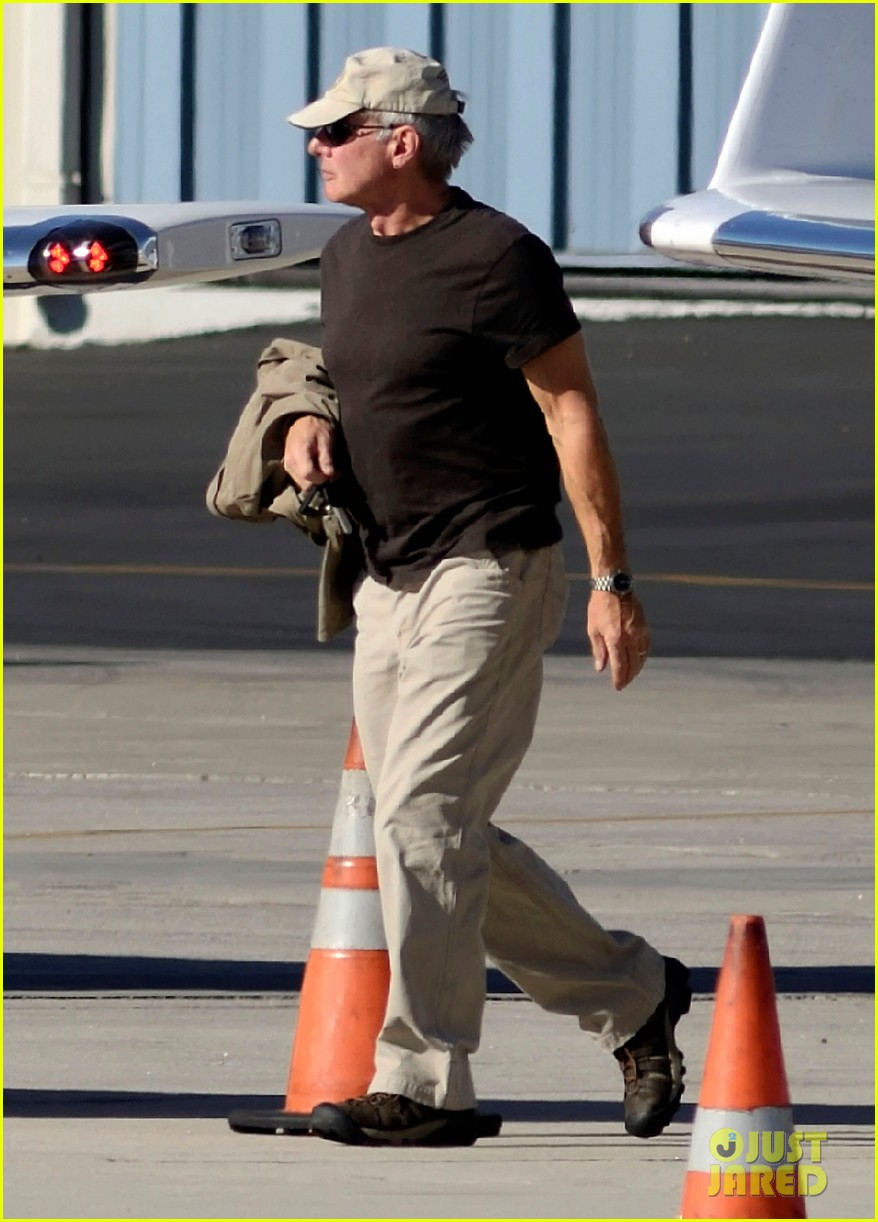 harrison ford liam jet 022612733