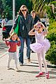 jennifer garner leaves ballet class with the girls 08