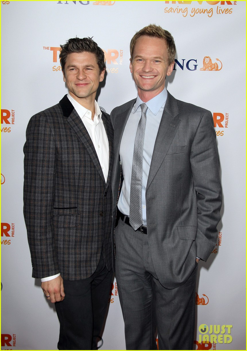 neil patrick harris david burtka trevor project live 2011 11