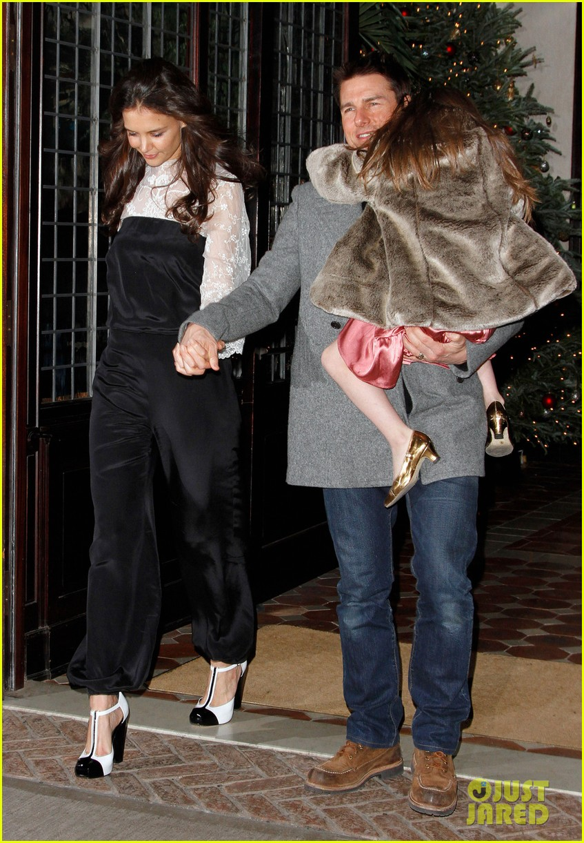 katie holmes tom cruise birthday night out 062610999
