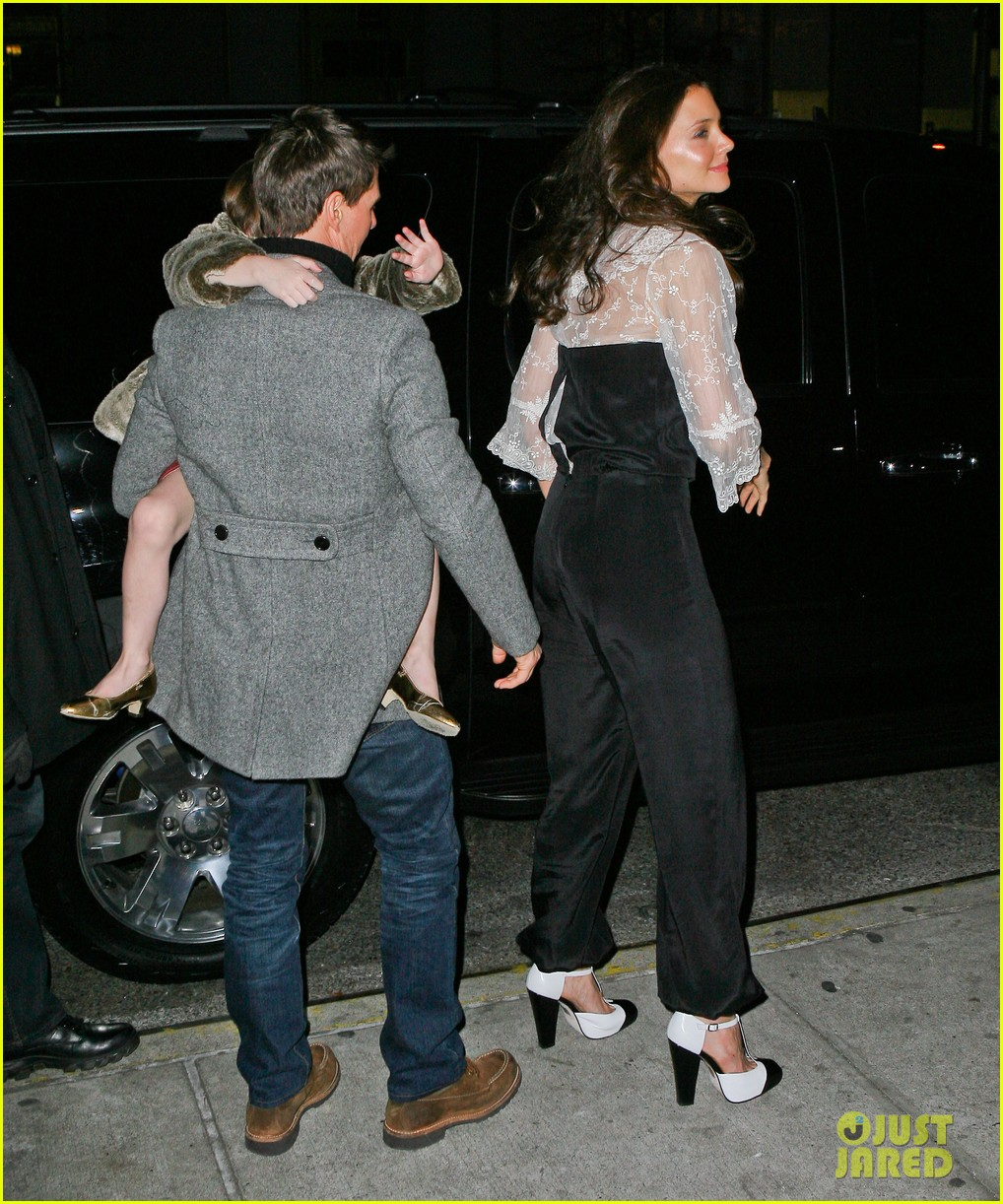 katie holmes tom cruise birthday night out 092611002