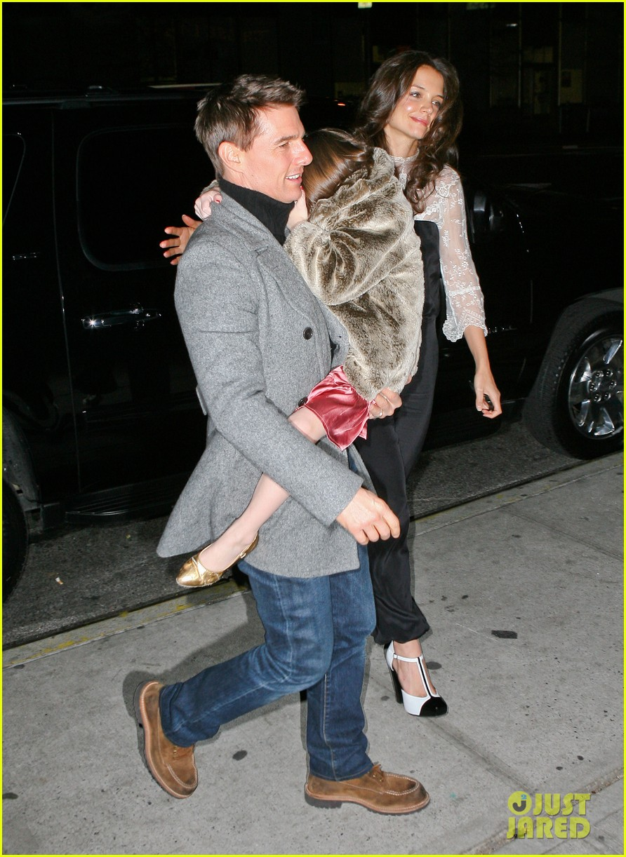 katie holmes tom cruise birthday night out 142611007