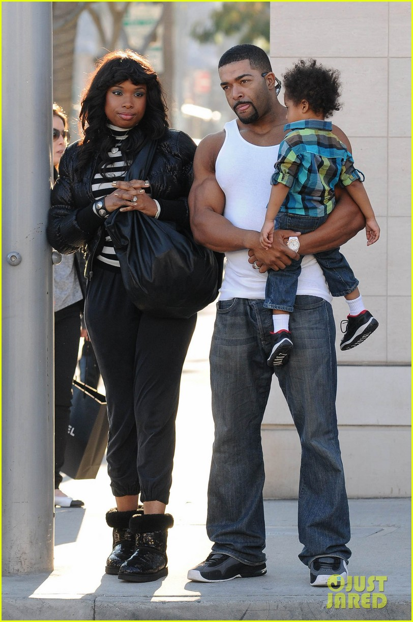 jennifer hudson david otunga wait stoplight 04