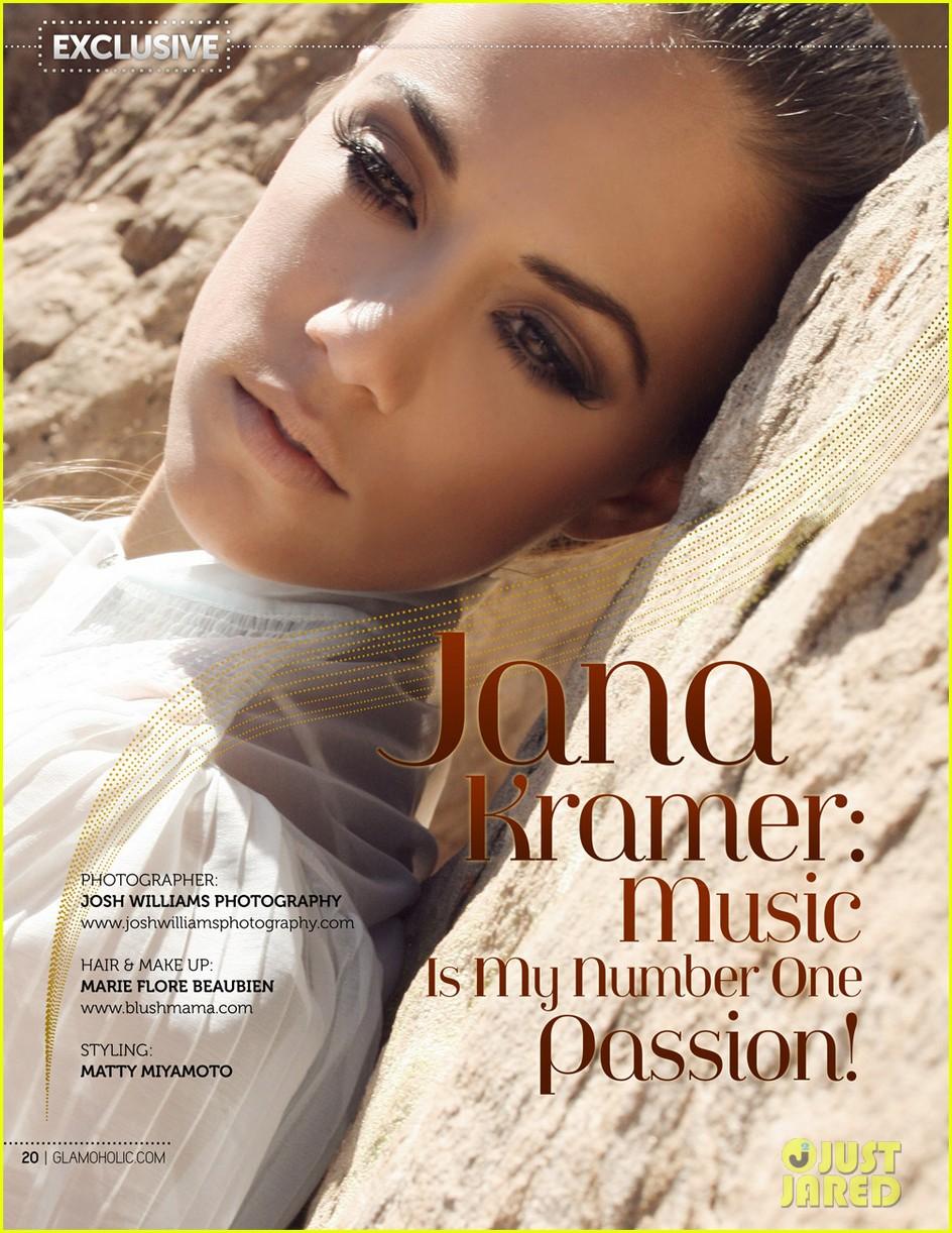 jana kramer glamoholic magazine 022608469
