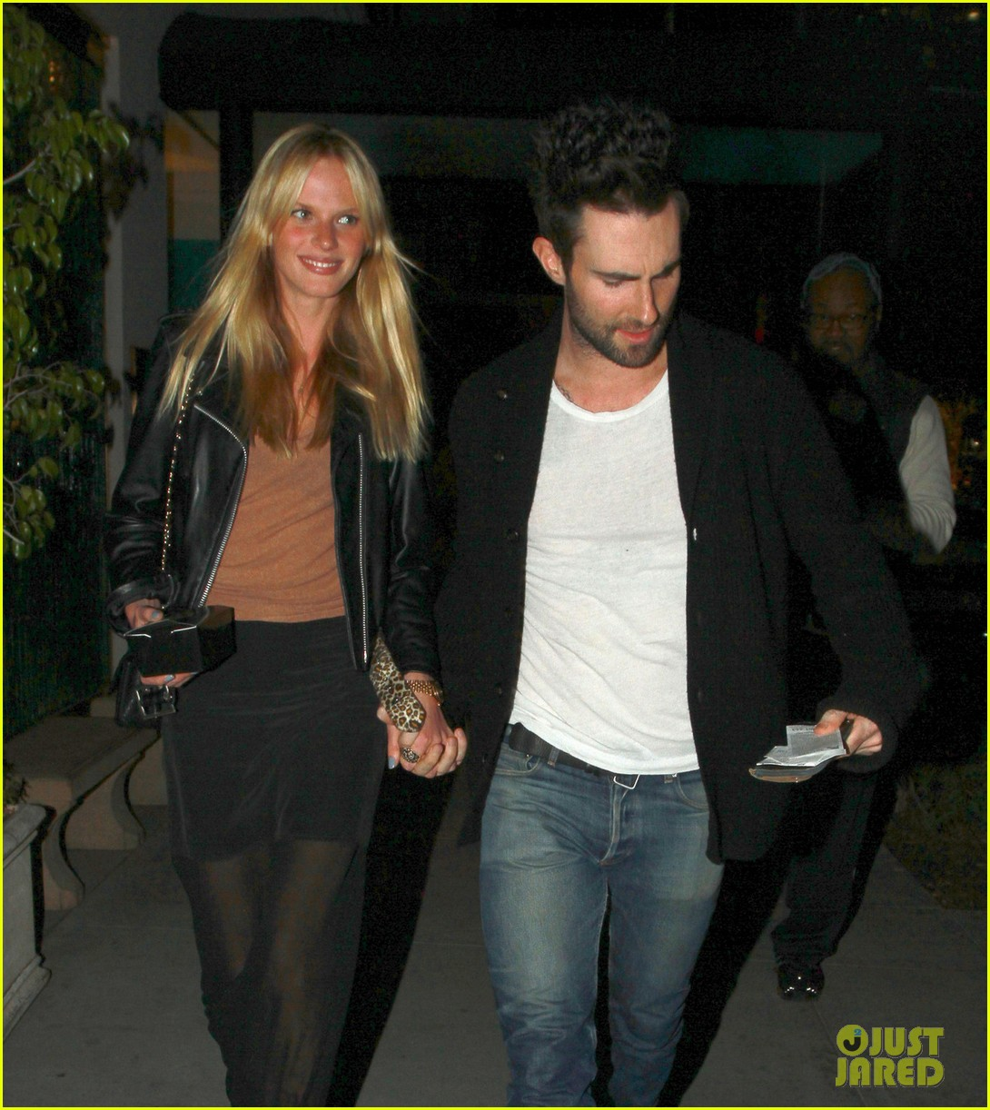 adam levine anne v mastros steakhouse 032612176