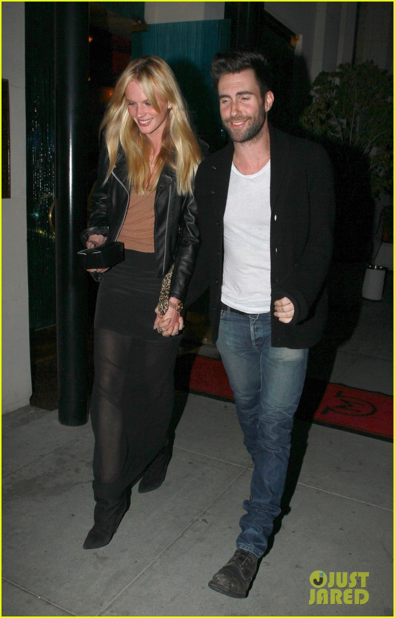 adam levine anne v mastros steakhouse 042612177