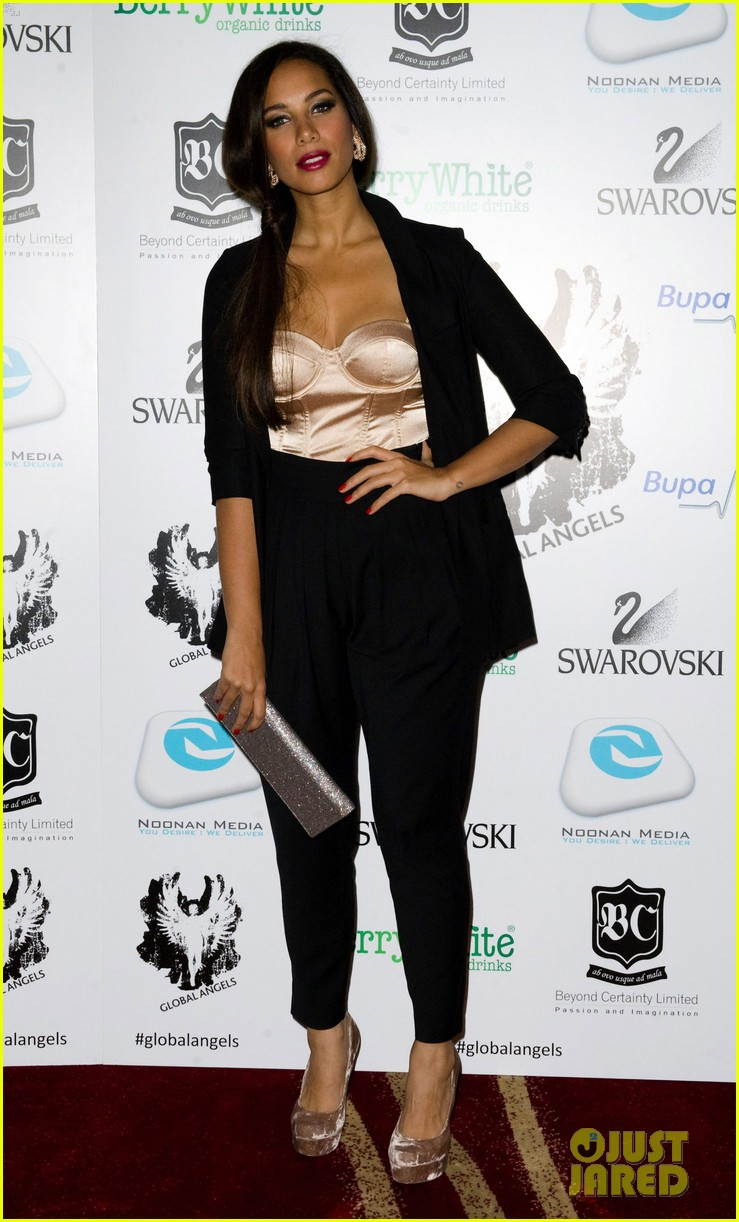 leona lewis global angel awards 06