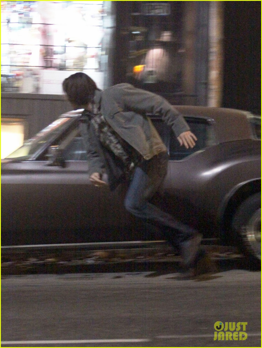 jared padalecki run supernatural 032607223