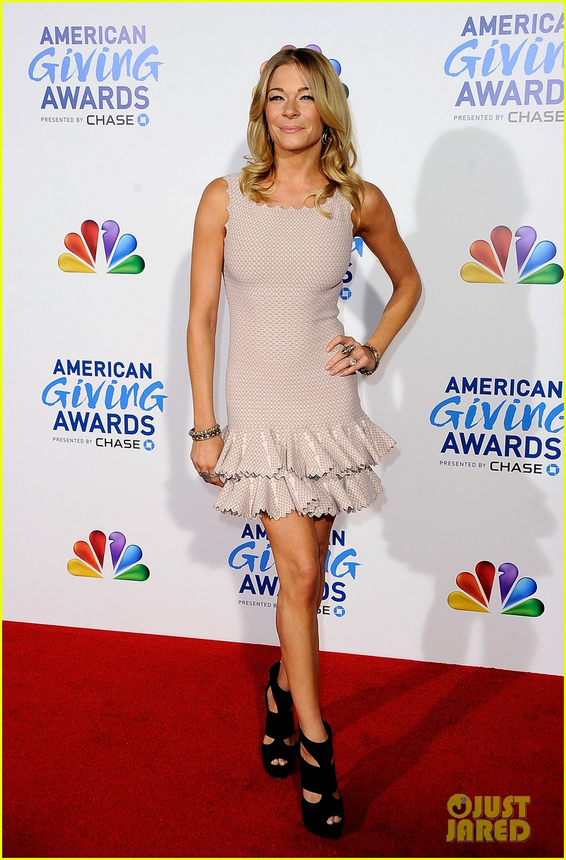 leann rimes american giving awards 052608624