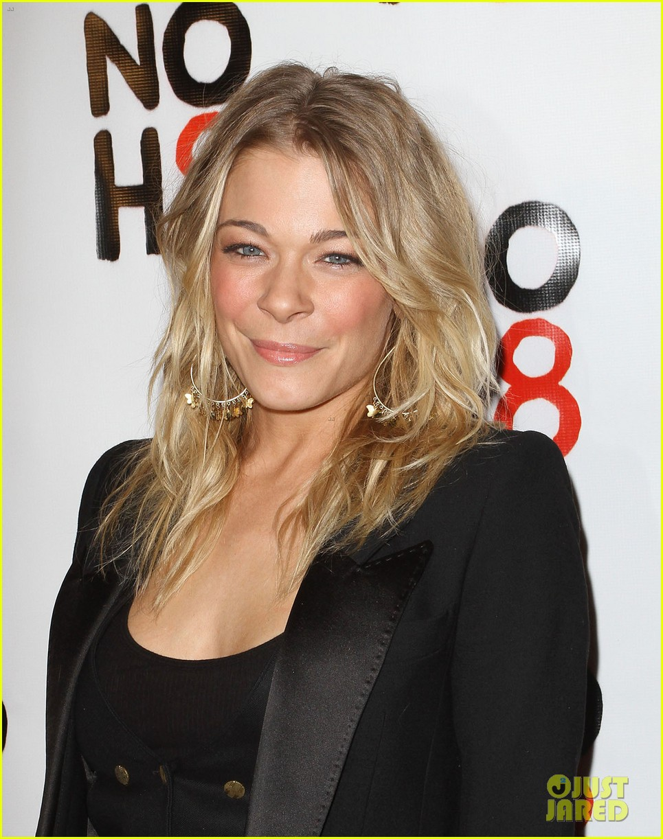 leann rimes noh8 campaigns 3 year anniversary celebration 06