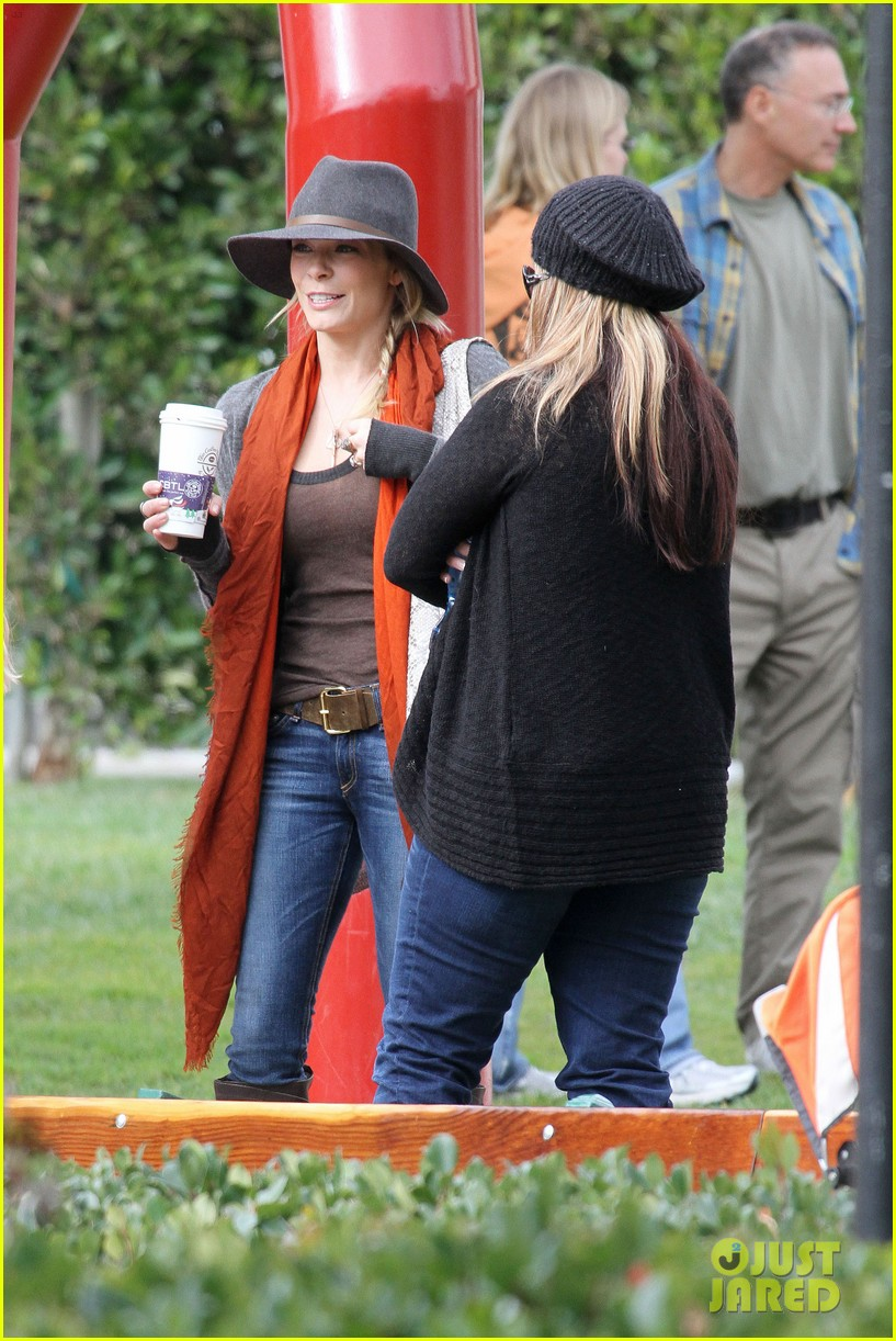 leann rimes jake shopping malibu 09