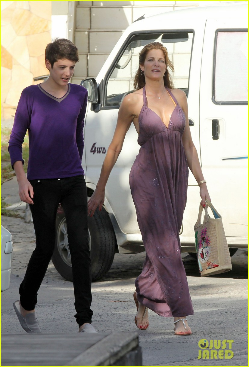 stephanie seymour harry brant 042612700