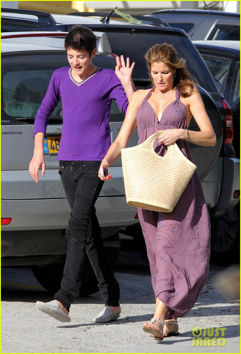 stephanie seymour harry brant 12
