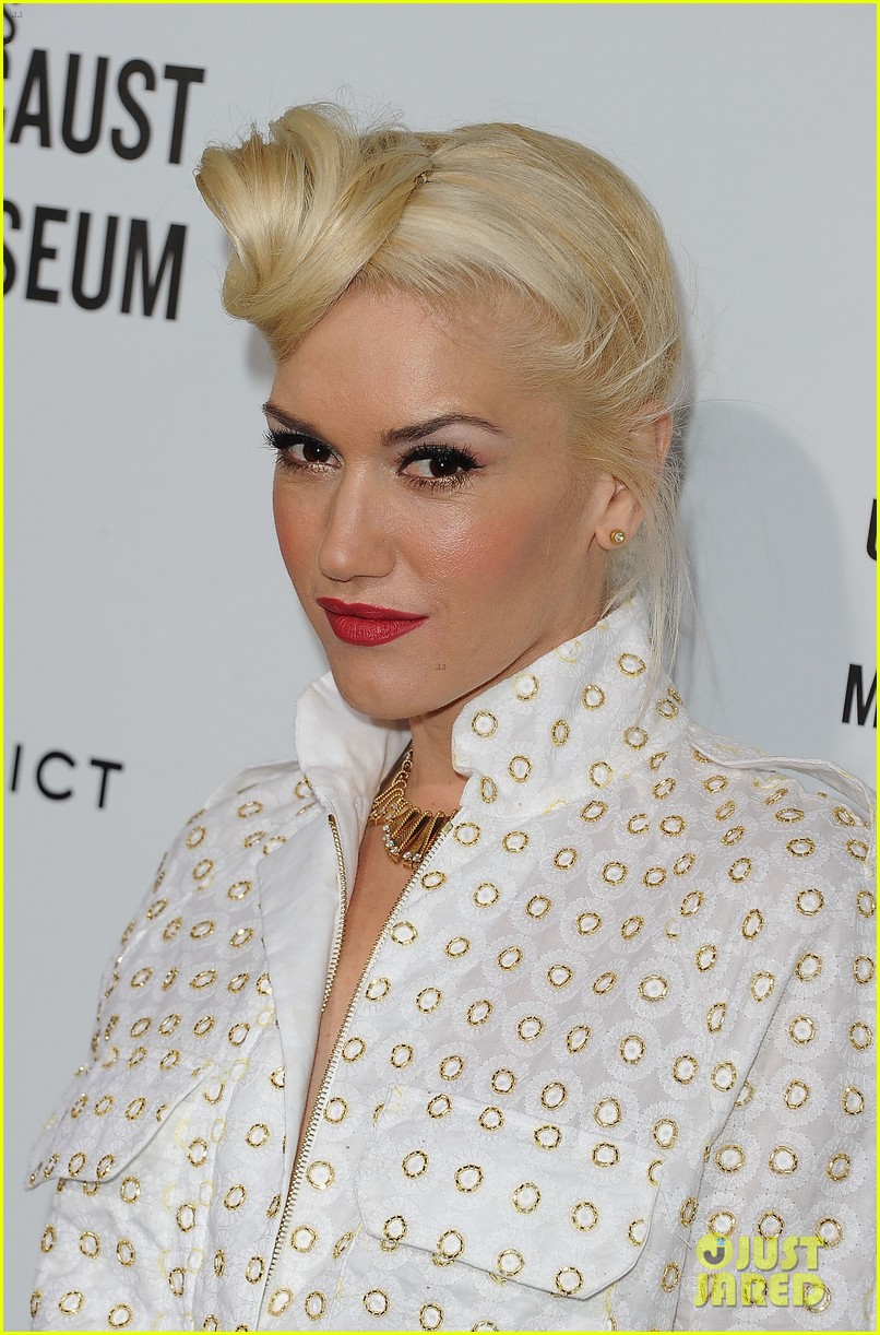 gwen stefani blood honey la premiere 02