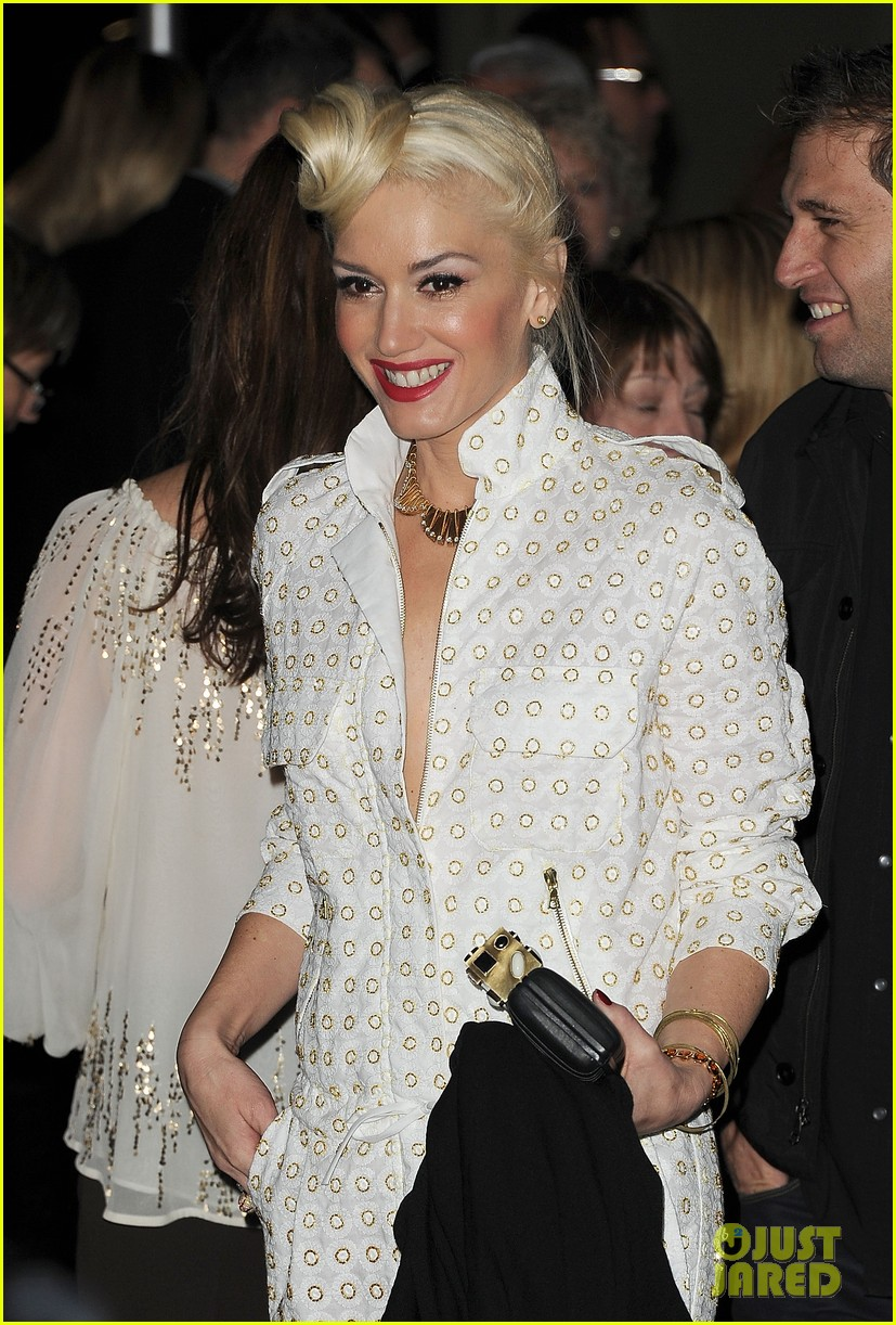 gwen stefani blood honey la premiere 092608248