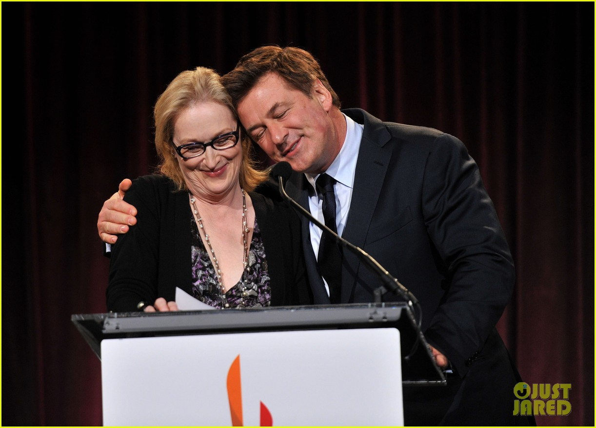meryl streep magical evening gala reeve foundation 012605383
