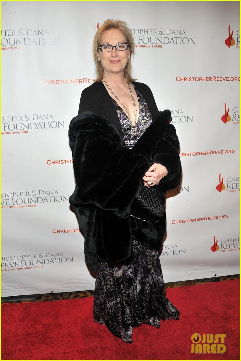 meryl streep magical evening gala reeve foundation 03