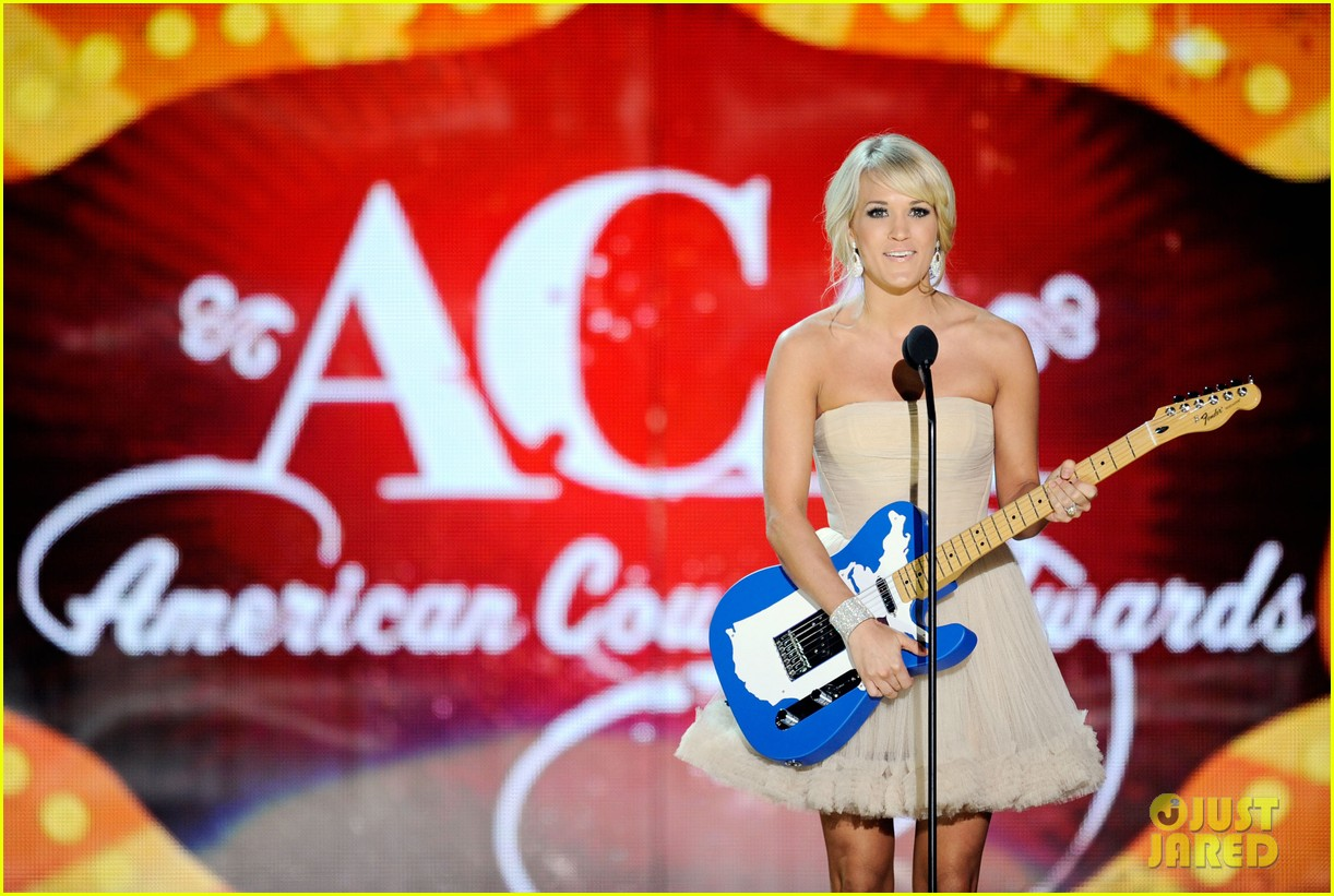 carrie underwood aca 2011 122606969