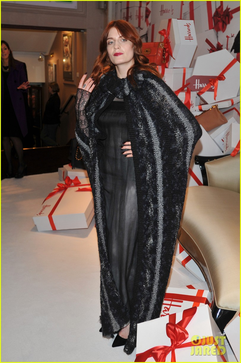 florence welch harrods sale 09