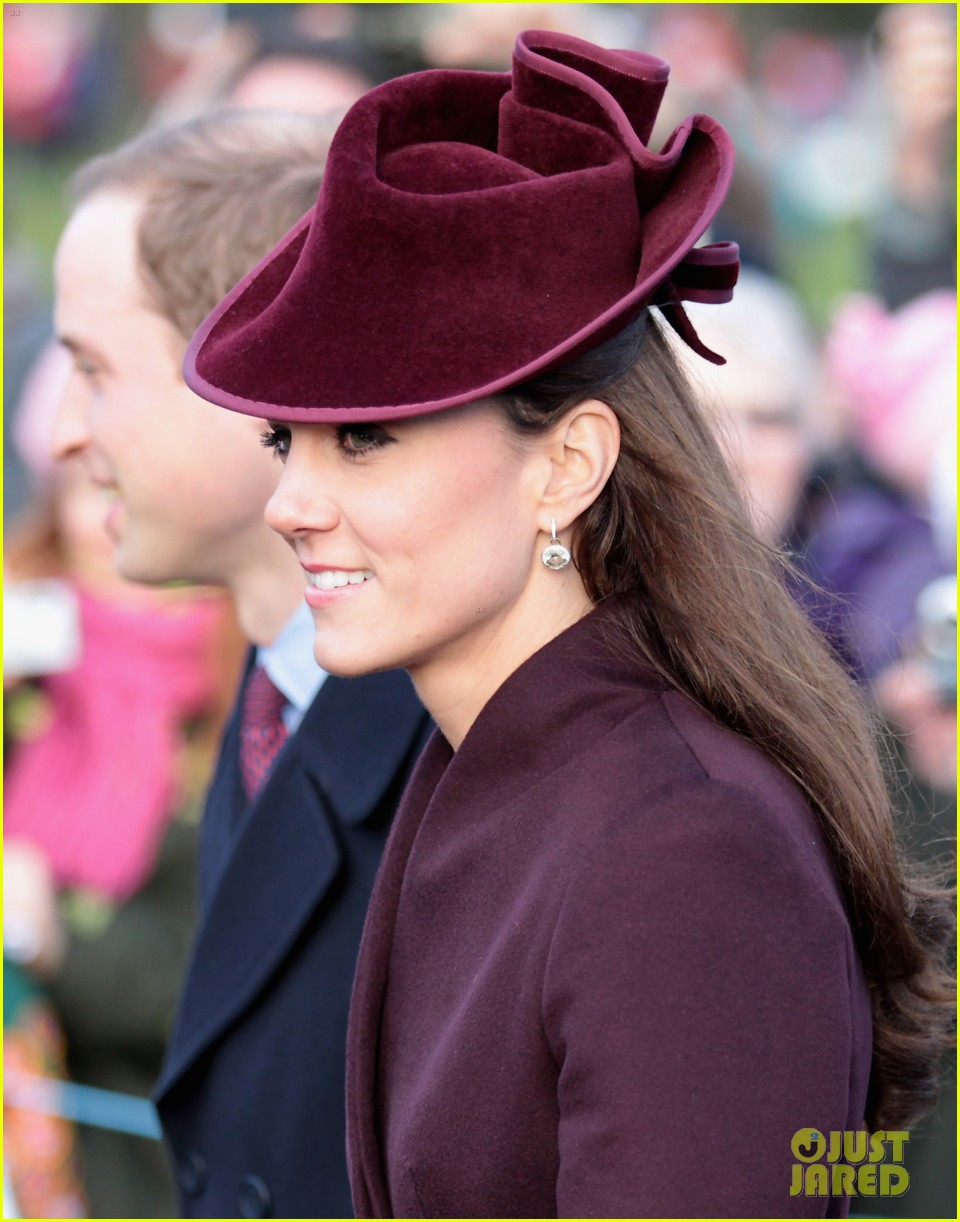 prince william kate christmas day service 072612435