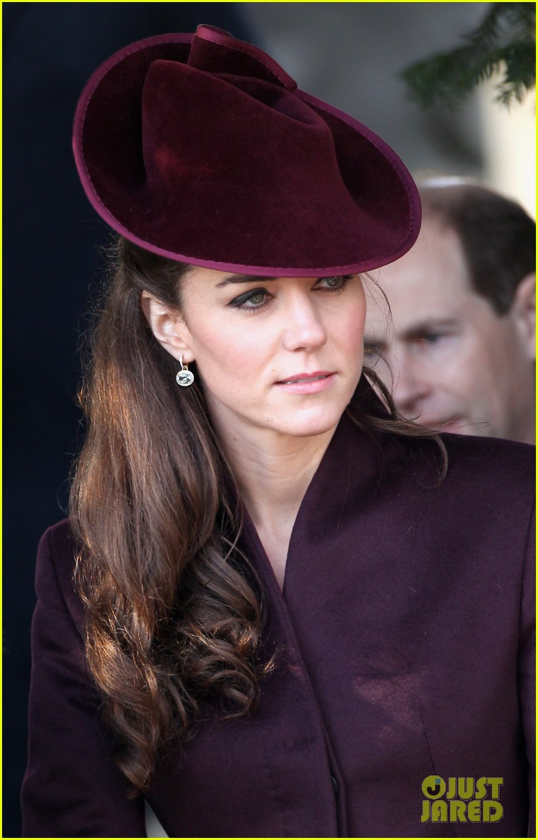 prince william kate christmas day service 15