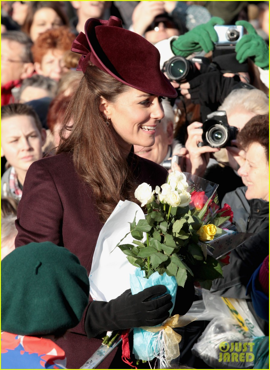 prince william kate christmas day service 162612444